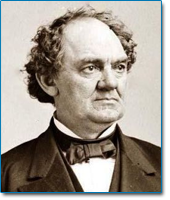 Image of circus promoter PT Barnum